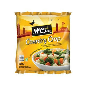 McCain Country Crop 250g - BalmoralOnline - Groceries