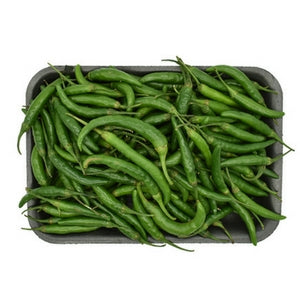 Green Chillies Pack 500G