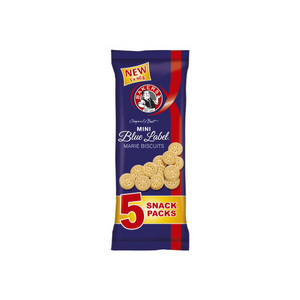 Bakers Mini biscuits Marie 5x40g