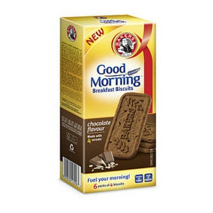 Bakers Good Morning Biscuits Chocolate Flavour 300g - BalmoralOnline - Groceries