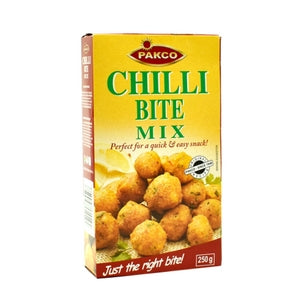 Pakco Chilli Bite Mix Box 250G