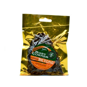 Busy Corner Chipped Biltong 50G