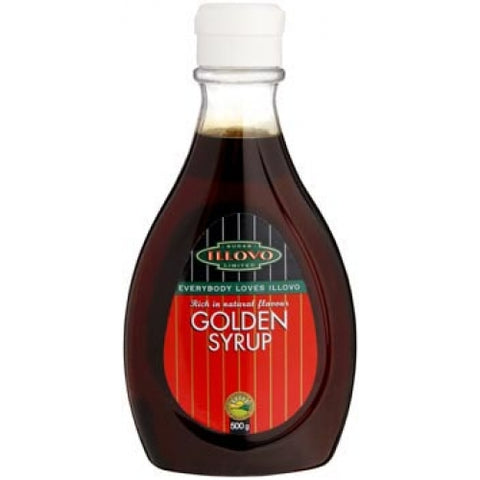 Illovo Golden Syrup Bottle 500G
