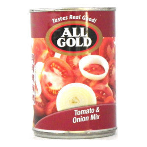All Gold Tomato & Onion Mix 410g Can - BalmoralOnline - Groceries