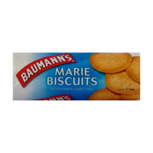 Baumann's Marie Biscuits Pack 150g - BalmoralOnline - Groceries