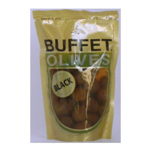 Buffet Olives Black Packet 200g - BalmoralOnline - Groceries