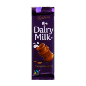 Cadbury Dairy Milk Chocolate Bar 80g - BalmoralOnline - Groceries