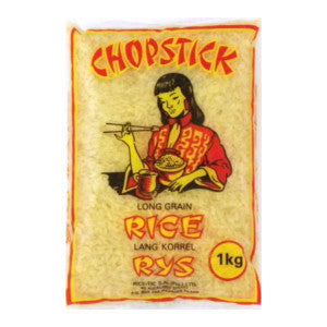 Chopstick Long Grain Rice 1kg - BalmoralOnline - Groceries
