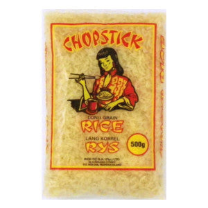 Chopstick Long Grain Rice 500g - BalmoralOnline - Groceries