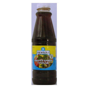 Dewkist Brown Spirit Vinegar 750ml - BalmoralOnline - Groceries