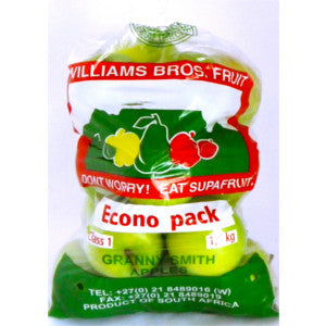 Apples Granny Smith Econo Bag - BalmoralOnline - Fruit & Vegetables