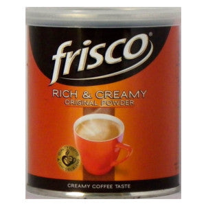 Frisco Coffee Tin 100g - BalmoralOnline - Groceries