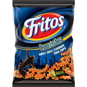 Fritos Sweet Chilli Flavoured Corn Chips 25g - BalmoralOnline - Groceries