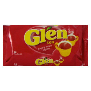 Glen Tea (26's) Packet 65g - BalmoralOnline - Groceries