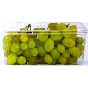 Grapes White Punnet - BalmoralOnline - Fruit & Vegetables