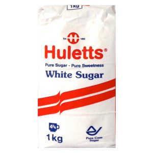 Huletts White Sugar Pack 1kg - BalmoralOnline - Groceries