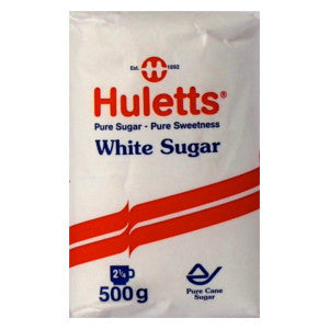 Huletts White Sugar Pack 500g - BalmoralOnline - Groceries