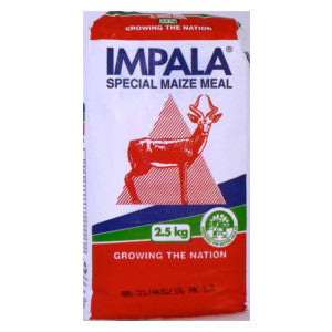 Impala Maize Meal 2.5kg - BalmoralOnline - Groceries