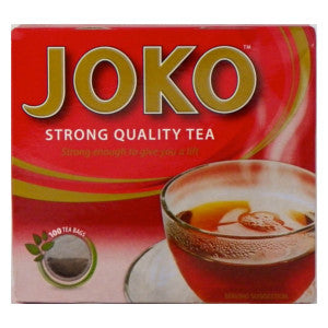 Joko Strong Tea Box 250g 100's - BalmoralOnline - Groceries