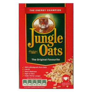 Jungle Oats Original Box 1kg - BalmoralOnline - Groceries