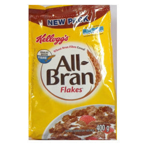 Kelloggs All Bran Flakes Packet 400g - BalmoralOnline - Groceries
