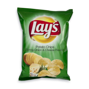 Lays Spring Onion & Cheese Flavour 36g - BalmoralOnline - Groceries