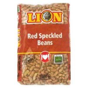 Lion Speckled Beans 500g - BalmoralOnline - Groceries