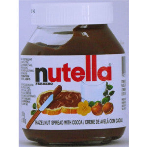 Nutella Hazelnut Spread With Cocoa Bottle 180g - BalmoralOnline - Groceries
