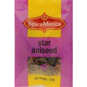 Spice Mecca Star Aniseed 12g (52) - BalmoralOnline - Groceries