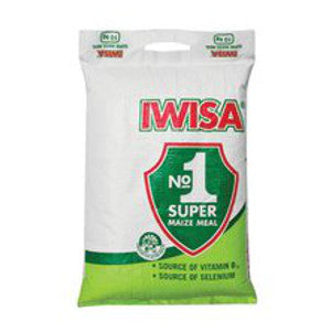Iwisa Maize Meal 10kg - BalmoralOnline - Groceries