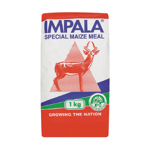 Impala Maize Meal 1kg - BalmoralOnline - Groceries