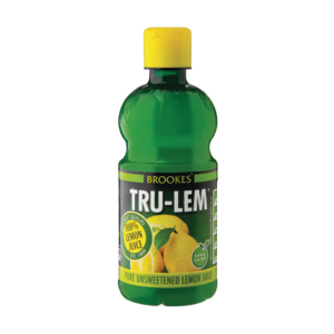 Brookes Lemon Juice 250ml - BalmoralOnline - Groceries