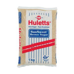 Huletts Brown Sugar Packet 1kg - BalmoralOnline - Groceries
