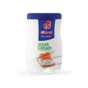 Clover Sour Cream 250ml - BalmoralOnline - Groceries