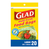 Glad Multi Fresh Food Bags - BalmoralOnline - Household