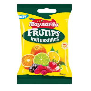 Beacon Maynards Fruit Pastilles 75g - BalmoralOnline - Groceries