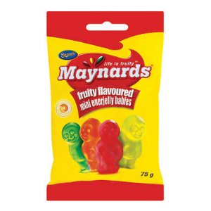 Beacon Jelly Babies 75g - BalmoralOnline - Groceries