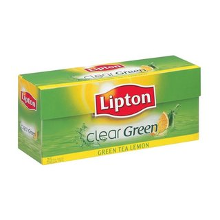 Lipton Green Tea 25's