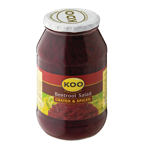 Koo Beetroot Grated 780G