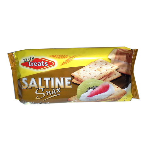Tasty Treats Saltine Wholewheat 100G