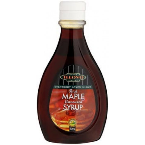 Illovo Maple Syrup Bottle 500G