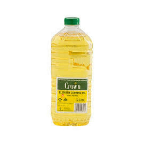 Crown Oil 2 Litre