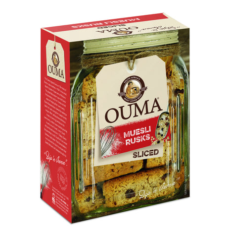 Ouma Sliced Muesli 450G