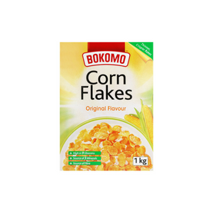 Bokomo Corn Flakes Cereal Box 1Kg