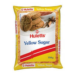 Huletts Yellow Sugar Packet 750g - BalmoralOnline - Groceries