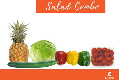 Great Value Salad Combo