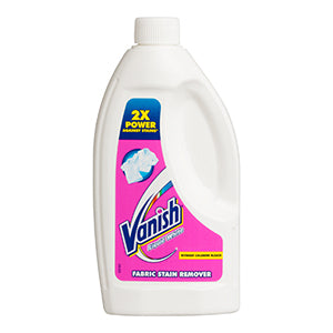 VANISH LIQUID WHITE 500ML