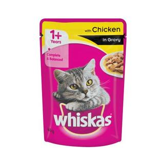 WHISKAS CHICKEN 85G