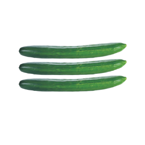 3 for R20.00 Cucumber English