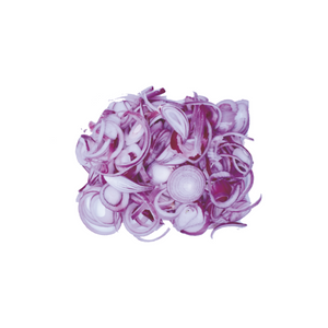 Red Onion Sliced 500G